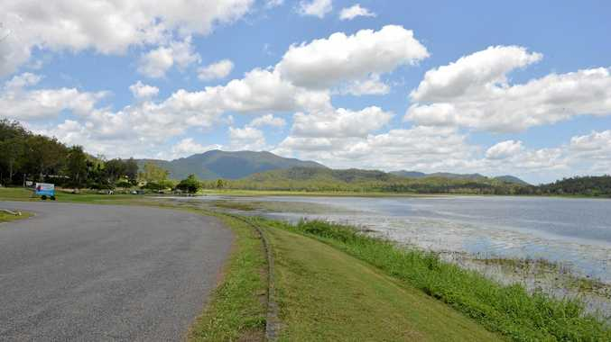 Kinchant Dam could overflow if Mackay receives more than 400mm of rain