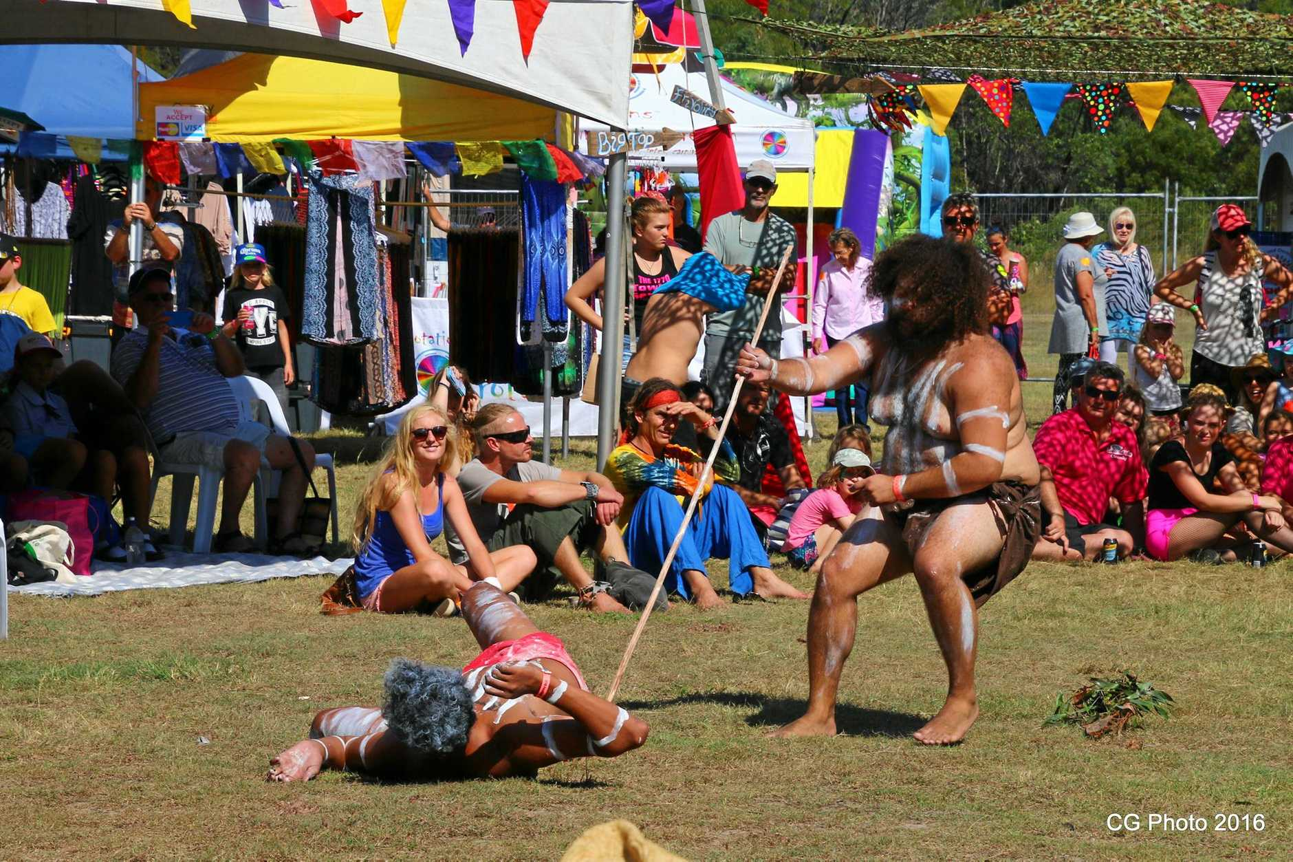 ENTERTAINMENT: Culture will be recognised at the 1770 Festival.
