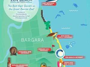 SECRET'S OUT: Zen's Best Kept Secrets on the Reef package draws together the region's major tourism players.