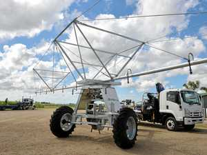 Ag Trade Expo takes shape at Wests