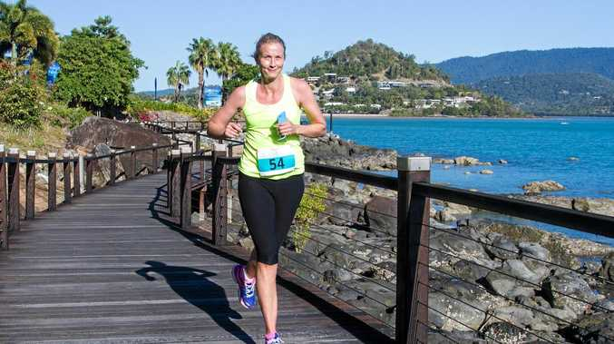 ON YOUR MARKS: The Airlie Beach Running Festival is back again in July.