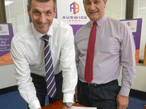 Auswide to take on the big four banks