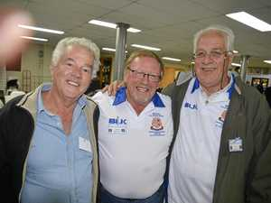 Eighty Dragons set to turn up at Collegians reunion