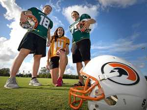 Aussie women's gridiron team keen to fire on world stage