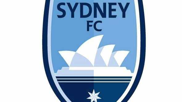 The new Sydney FC logo.