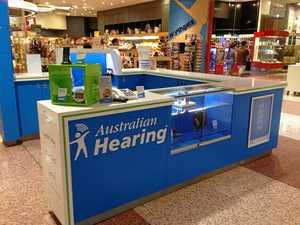 Free hearing checks at pop-up shop