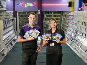 Drought keeping customers away, says video shop owner