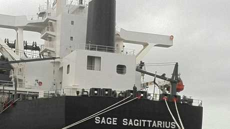 In less than two months, three seafarers were killed while working aboard the Japanese-owned Sage Sagittarius, earning it the label of