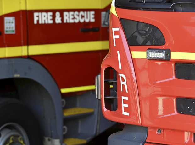 QFES, Rural Fire Brigade, Fire Brigade, Emergency Services Photo Bev Lacey / The Chronicle