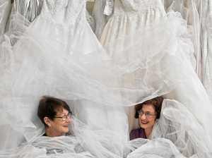A good day to plan a white wedding