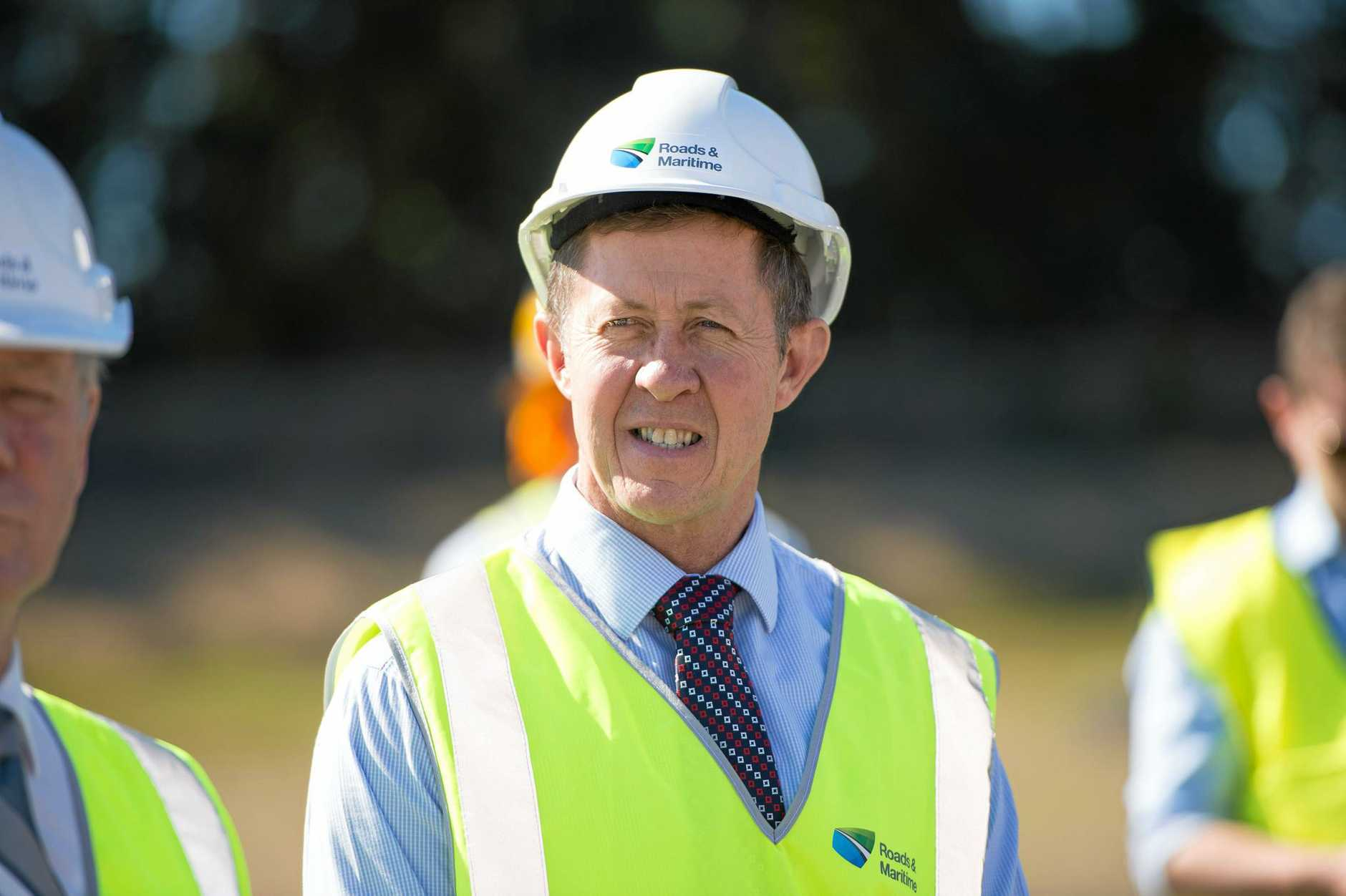 Cowper MP Luke Hartsuyker has strongly defended the Coalition's commitment to the Pacific Hwy upgrade after adverse comments were made by Opposition heavyweight Anthony Albanese yesterday.