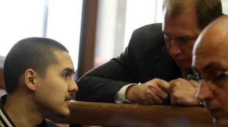 FORMER Sydney schoolboy John Zahariev, 21, has appeared in a court in Bulgaria on terrorism charges.