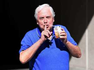 "Clive Palmer: ""My friends can write me $100m cheque"""