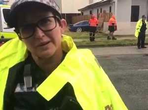 Car crashes into West Mackay home