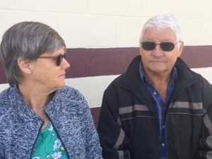 Life membership for Warwick Lure Coursing couple