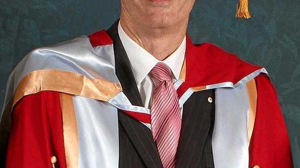 USC Deputy Chancellor Scott Williams