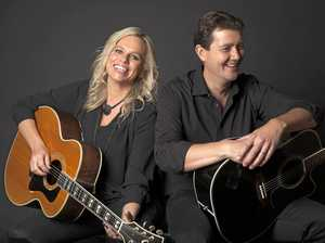 Adam Harvey and Beccy Cole double the country comfort