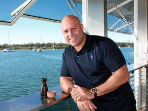 British chef Sat Bains in Noosa for Food and Wine