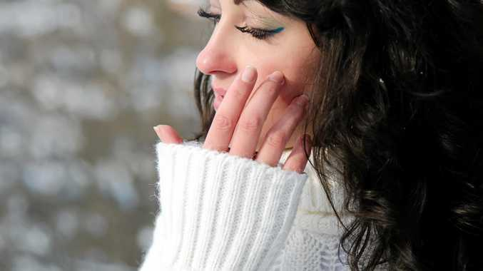 MISSION CRITICAL: Use a good moisturiser to help combat dry, itchy skin caused by lower humidity in winter.