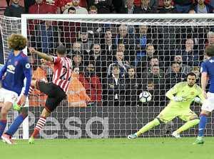 Goalkeeper Romero saves Man United's blushes