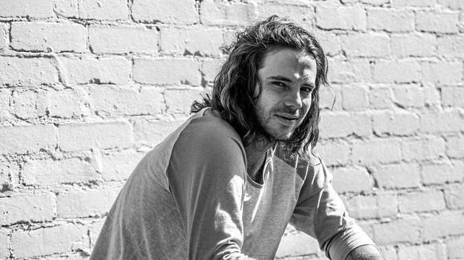 TOURING NEW ALBUM: Musician Ben Wright Smith.