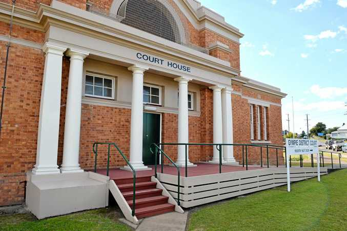 Gympie District Court House, Channon Street, Gympie. August 11, 2015.Photo Patrick Woods / Gympie Times