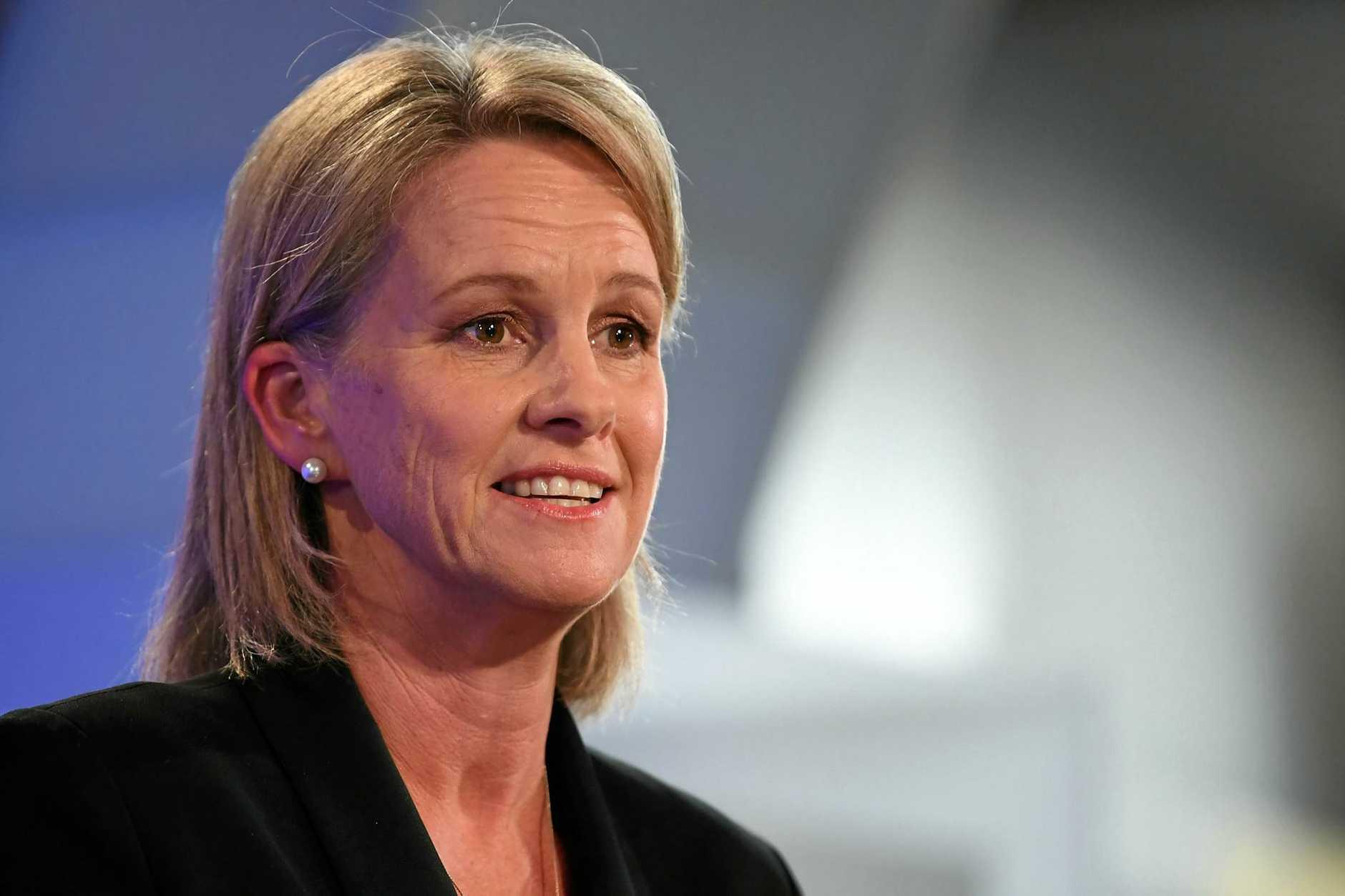 Regional Development Minister Fiona Nash.