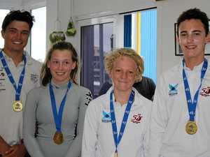 Coast youth sailors continue their winning ways