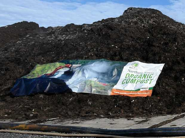 Compost at Lismore City Council