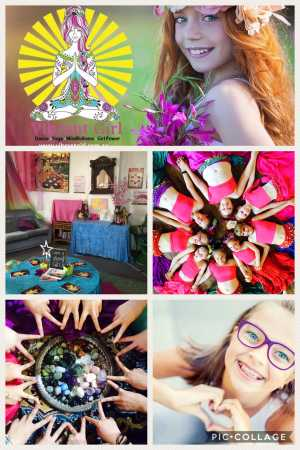 Empowering Tween Girls using Dance, Yoga, Mindful Activities, GirlTalk Circle and Girl Power! Book your daughter into this confidence building class today!