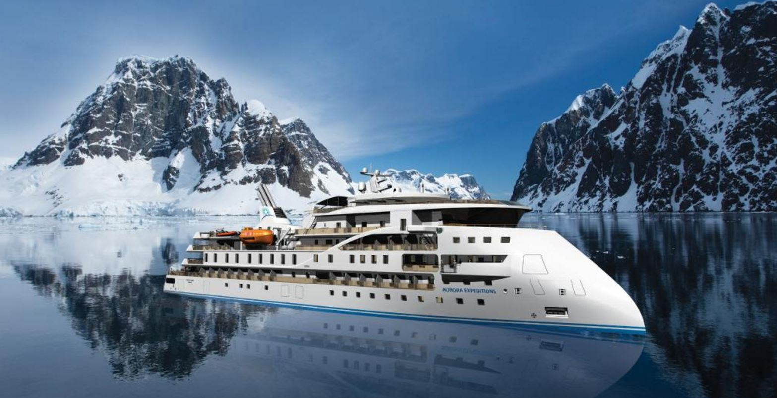The Australian-owned Aurora Expeditions is set to reveal a new ship that will make seasickness a thing of the past.