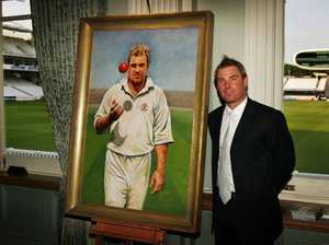 Shane Warne reveals the problem with his 'big balls'