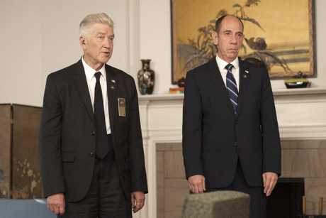 Twin Peaks season three 'not a trip back down memory lane'