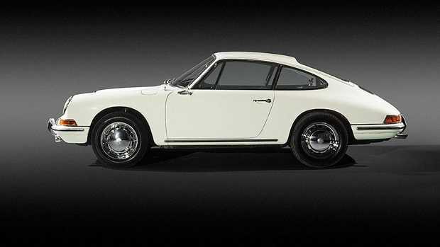 1964 Porsche 911.