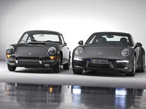 1964 Porsche 911 vs 2017 Porsche 911: how times have changed