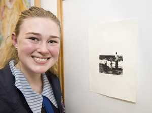 Young artists show plenty of talent