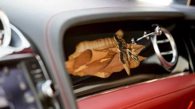 Bentley Bentayga Falconry by Mulliner.