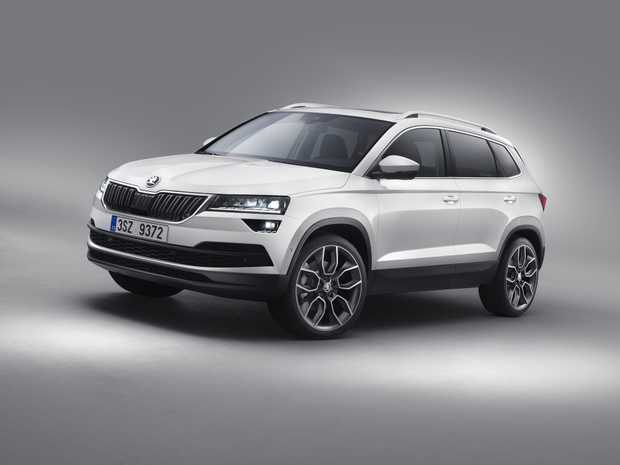 Skoda's 'baby' Kodiaq, the Karoq, is slated to arrive early in 2018 to rival the Mazda CX-5 and Volkswagen Tiguan. Expect prices to start in the high-$20,000s.