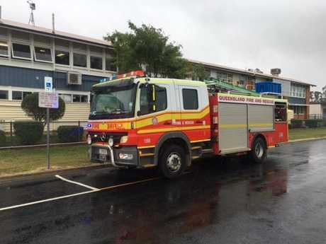 24 teens were taken to hospital after a chemical incident at Millmerran State School.