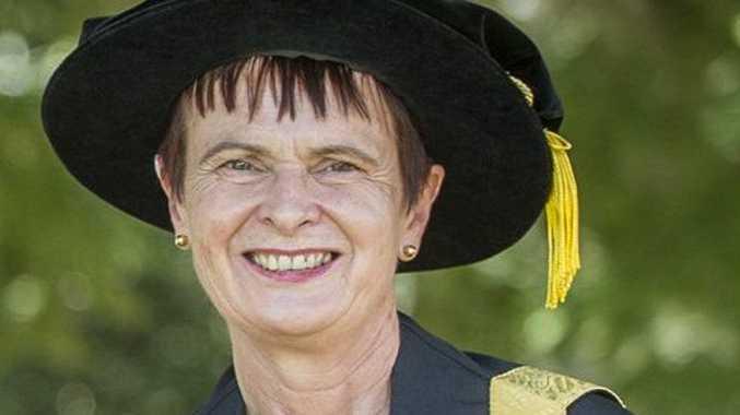 USQ interim vice-chancellor Janet Verbyla.
