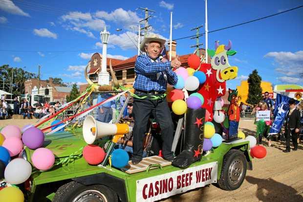 Casino beef week rodeo