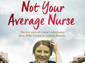 Not your average nurse, a memoir