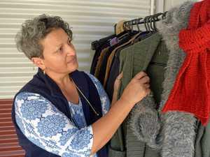 Community warms to coat exchange program