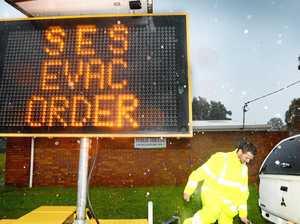 SES respond to rising anger over floods