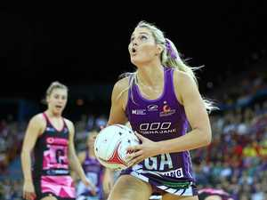Gretel Tippett excited by Firebirds future