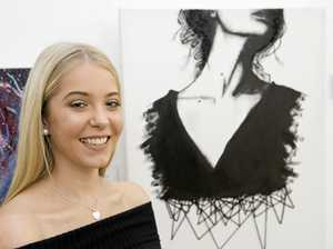 Young city artists put work on show