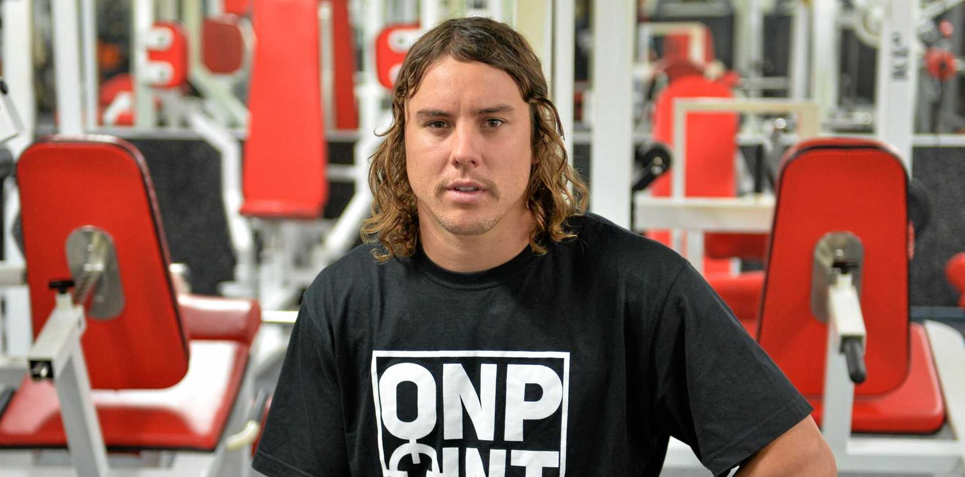 SUNSHINE COAST PRODUCT: Tom Murphy is now with Mackay Cutters after talks broke down with the Falcons.