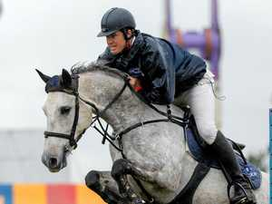 GALLERY:Show jumping action captured
