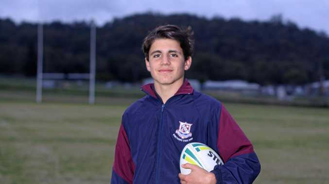 Ky Rashleigh has been selected to play for the South West Mustangs under14s.