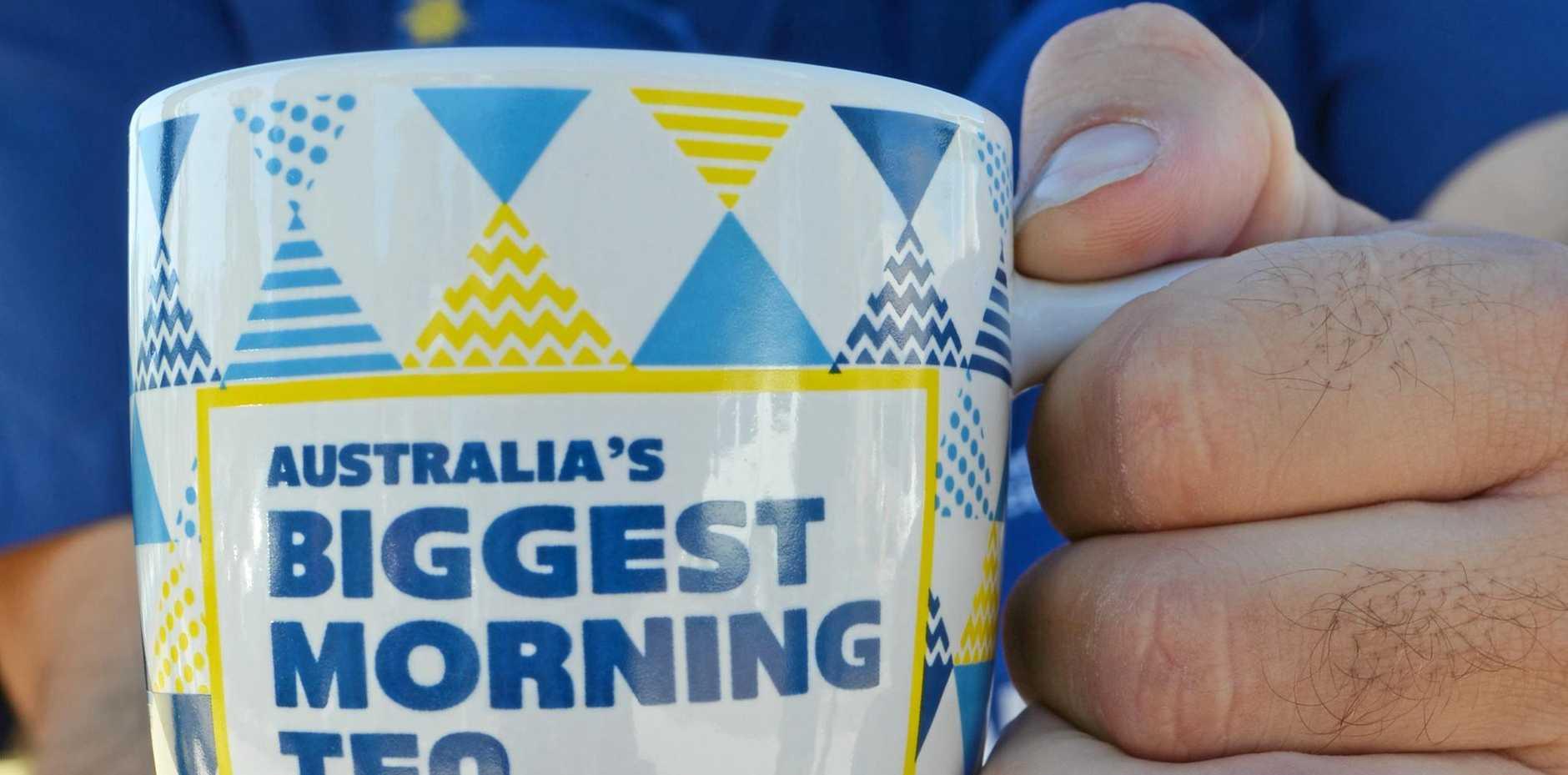 Biggest Morning Tea.
